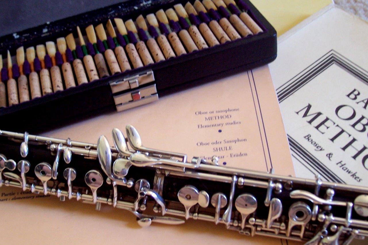 Oboe Barrett Reeds 0