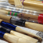 Group of Oboe Reeds